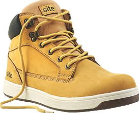 Site, 1228[^]9645D Touchstone Safety Boots Honey Size 8 9645D