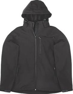 Site, 1228[^]59802 Willow Softshell Jacket Black X Large