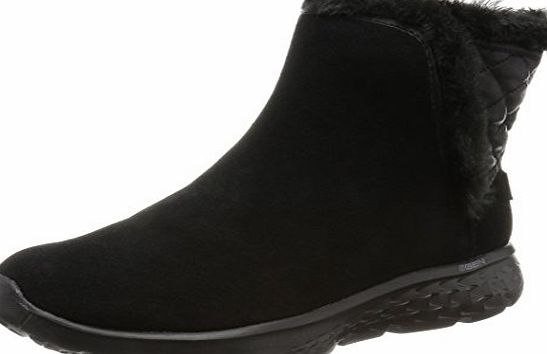 Skechers On The Go 400 Cozies, Womens Ankle Boots, Black (Bbk), 5 UK (38 EU)