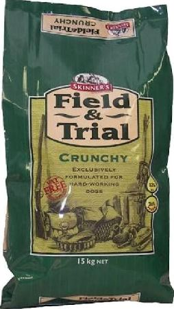 Skinners, 2102[^]0138649 Field and Trial Dog Food Crunchy Dry Mix