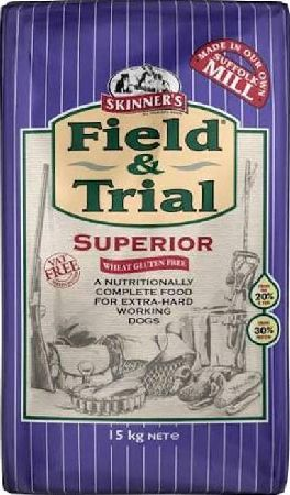 Skinners, 2102[^]0138650 Field and Trial Superior Dog Food