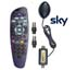 SKY REMOTE CONTROL and TV LINK