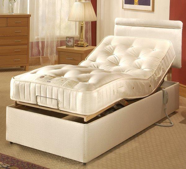 Sleepeezee Premier Adjustable Bed Super Kingsize 180cm