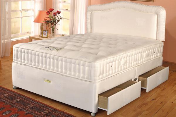 Sleepeezee Senator Divan Bed Kingsize Divan Bed Review Compare Prices Buy Online