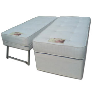 Sleeptime beds stress free 3ft divan guest bed review for 3 foot divan bed