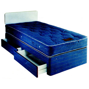 4 drawer storage for 4 foot divan beds with drawers