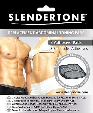 Slendertone, 2041[^]10012702 Flex Abdominal Replacement Pads 3