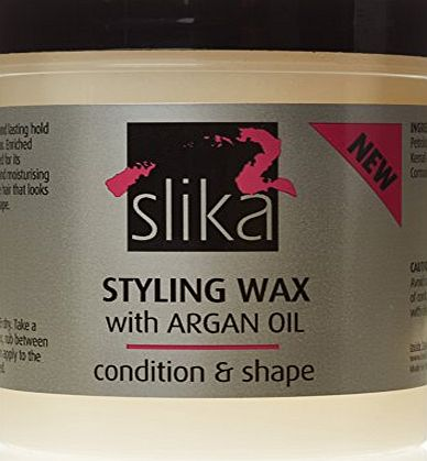 Slika Conditions and Shapes Styling Wax with Argan Oil 165g