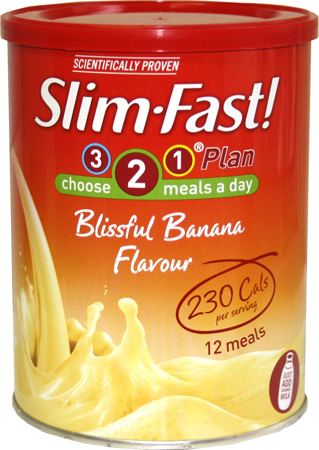 Slimfast Overnight Delivery