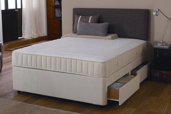 Slumberland memory seal deluxe mattress for 180 cm divan
