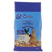 Burgess Supa Natural Rabbit Food