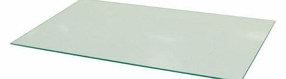 Smeg Fridge Freezer Bottom Shelf/Crisper Cover. Genuine Part Number 765651188 product image