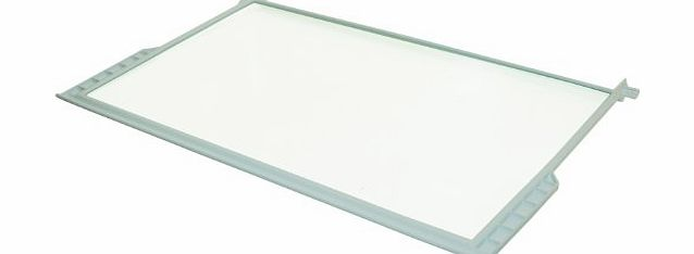Smeg Fridge Freezer Glass Shelf. Genuine Part Number 775651189 product image