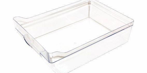 Smeg Fridge Freezer Salad Vegetable Bin. Genuine part number 761170242 product image