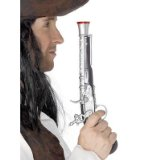 SMIFFYS CARIBBEAN PIRATE PISTOL - MENS/LADY FANCY DRESS COSTUME product image