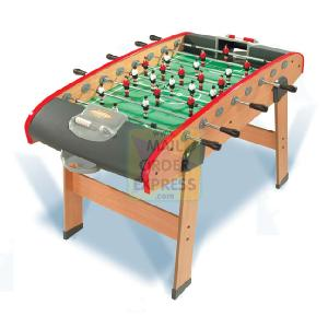 smoby baby foot traditional football table childrens gift review compare prices buy online. Black Bedroom Furniture Sets. Home Design Ideas