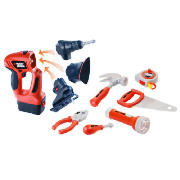 Smoby Black & Decker 7Pc Tool Set product image