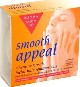 Smooth Appeal, 2041[^]10044446 Microwave Formula Facial Hair