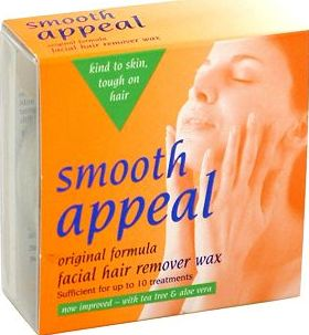 Smooth Appeal, 2041[^]10044450 Original Facial Hair Remover Wax