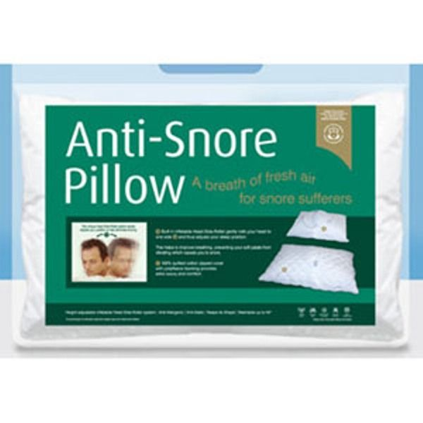 antisnoring pillow