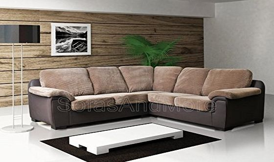 Sofas and more brand new corner sofa amy grey for Sofas and more