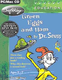 Softkey Dr Seuss Green Eggs and Ham PC