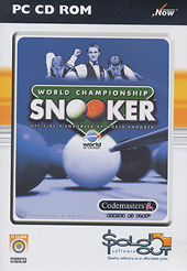 Sold Out Range World Championship Snooker PC