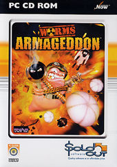 Sold Out Range Worms Armageddon PC