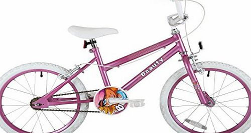 Sonic Girl Beauty Bike, Lillac, 18-Inch
