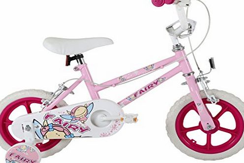 Sonic Girl Fairy Bike, Pink, 12-Inch