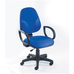 Chair High Back Permanent Contact Seat