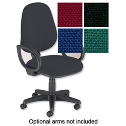 Choices High Back Chair Charcoal