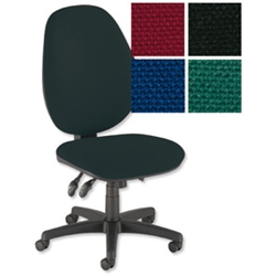 Desire Maxi Back Operators Chair Charcoal