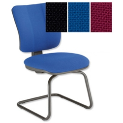 Mode Visitors Chair Blue
