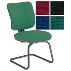 Mode Visitors Chair Green