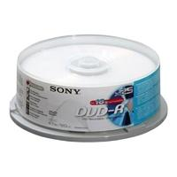 sony DMR 47 - 25 x DVD-R - 4.7 GB 16x - spindle product image