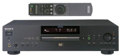 SONY DVPNS900 Multiregion