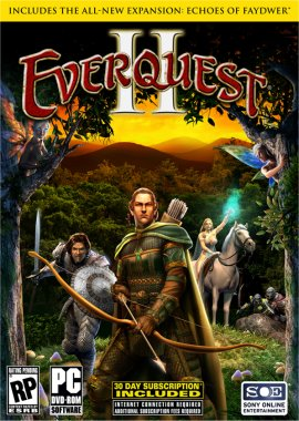 SONY EverQuest II Echoes of Faydwer PC