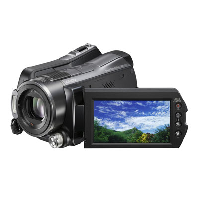 sony hd hdd camcorders