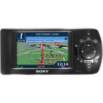 Sony Nvxp1 Gps on gps navigation system for europe