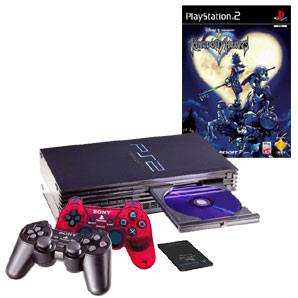 Sony ps2 console bundle game console review compare prices buy online - Playstation 2 console price ...