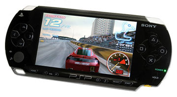 PSP Console - CLICK FOR MORE INFORMATION