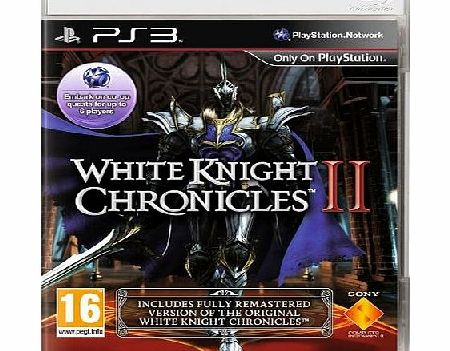 Sony White Knight Chronicles 2 (PS3)