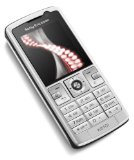 Sony Ericsson - K610i Sim Free (64 MB Memory Card Included ) Urban Silver Mobile Phone