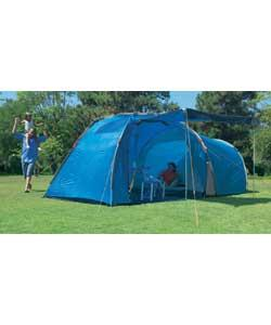 Sovereign 4 Person Tent with Large Porch  sc 1 st  Compare Store Prices UK & Sovereign 4 Person Tent with Large Porch Camping Equipment ...