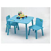 Space Age Table And 2 Chair Set product image