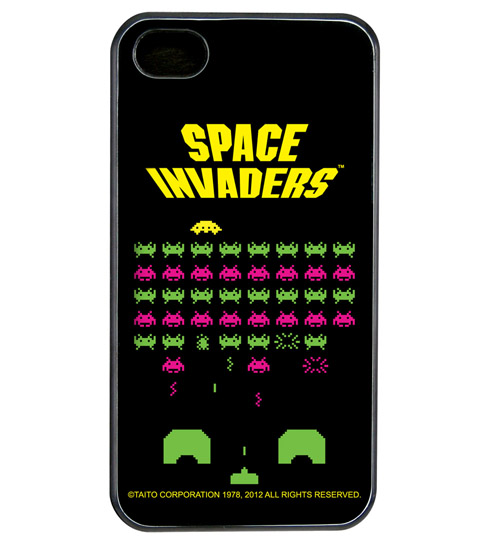 Invaders iPhone 4 Case