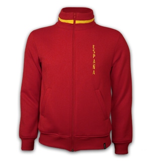 Spain  Spain 1978 Retro Jacket polyester / cotton product image