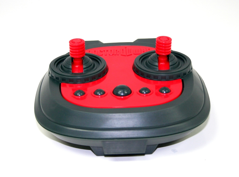 Spare Parts - 13` Dalek Red Drone - Remote