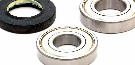 Spares4appliances Washing Machine Drum Bearing and Oil Seal Kit Fits Hoover/ Candy